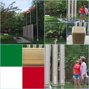 TORONTO – Omaggio al Memoriale dedicato ai caduti sul lavoro in Ontario.